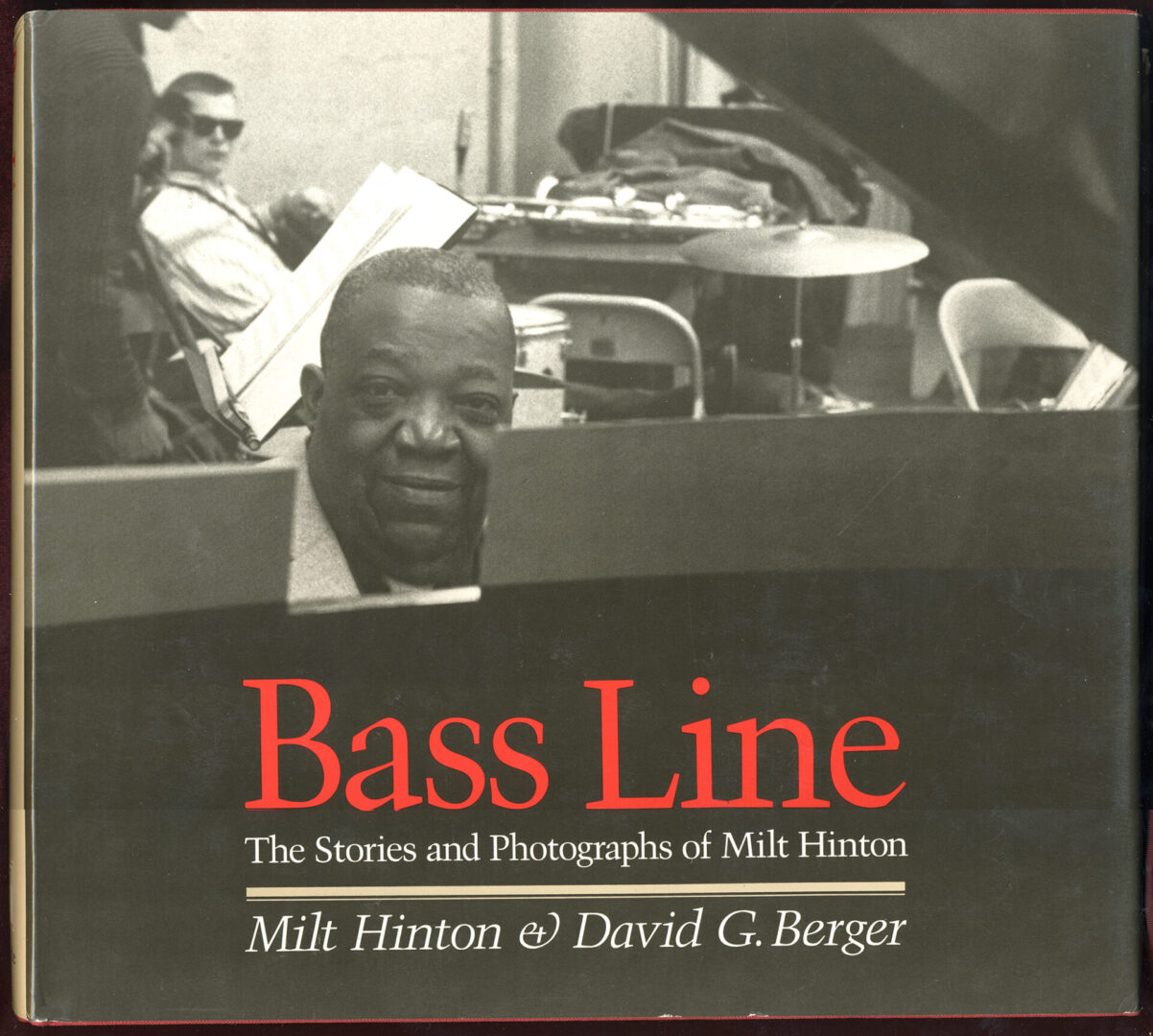 Bass Line BOOK_JACKET