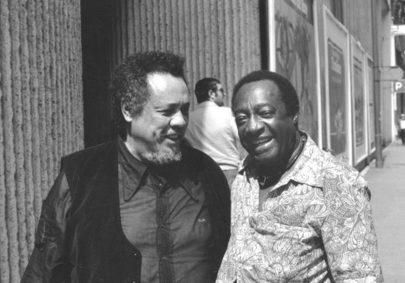 Charles Mingus with Milt